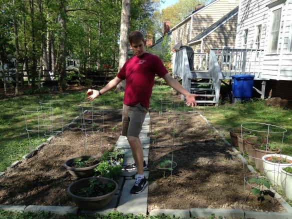 garden Andrew