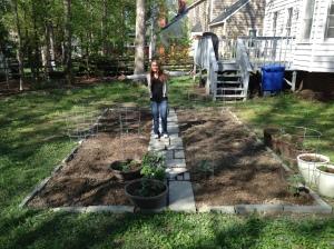 Garden Catherine