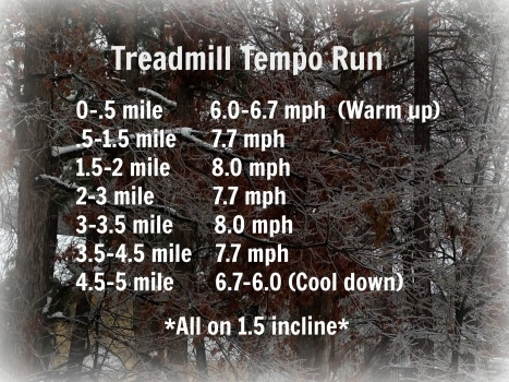 treadmill temp